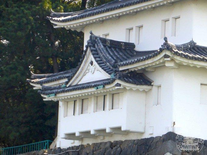 名古屋城 西北隅櫓
