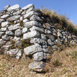 【お城訪問】黒井城|野面積みの石垣が残る明智光秀ゆかりの山城